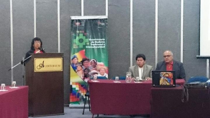 Esta validación se desarrolla del 25 al 27 de octubre en La Paz